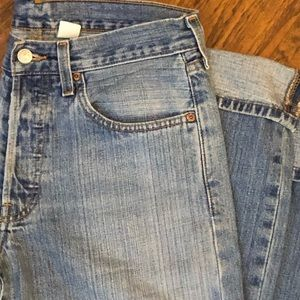 501 Button Fly Levi's